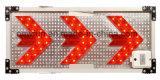 Alto segnale stradale luminoso dell'indicatore luminoso della freccia del LED