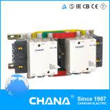 800A que inverte o contator industrial da comutação do contator 3p 4p da C.A.
