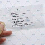 Erikc F00V C05 008 Bosch Stahlventil-Kugel-Größe der kugel-F00vc05008 (F 00V C05 008) ursprüngliche: 0.34mm für geläufige Schienen-Dieselkraftstoffeinspritzdüse