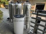 2000lph 스테인리스 자동 산업 물 여과 시스템 물 처리 기계