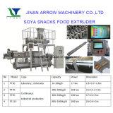 machine végétale texturisée de nourriture de protéine de soja de soja d'isolement par 300-500kg/H