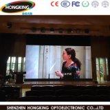 屋内高い定義SMD P4フルカラーのLED表示スクリーン