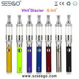 E-Cigarette de vaporisateur de brevet de Seego la meilleure de glacier neuf de Vhit avec le globe en verre