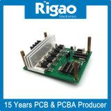 De Raad van de Kring van PCB van de Assemblage PCBA van de Dienst van de elektronika PCBA met Groene Inkt