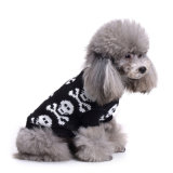 2017 Hot Fashion chandail Pet avec Smile face pour petit chien/chat pullover en tricot Knitwear