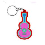 Zoll 3D weiche Belüftung-Gummigeschenk Keychain Hersteller