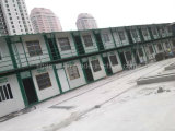 中国からの販売のための軽い鉄骨フレームの安いプレハブの家