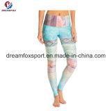 快適な適性のヨガのズボンの女性のための習慣によって昇華させるヨガの摩耗