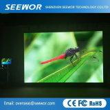 Haute résolution P7.62mm Affichage LED Couleur Intérieure