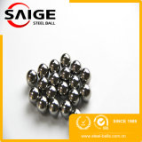 Bille d'acier inoxydable de G100 3.175mm avec le GV et l'OIN