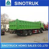Camion- commercial de Sinotruk HOWO outre de camion à benne basculante de route