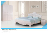 Modern Stevig Houten Bed met de Milieuvriendelijke Laden van de Opslag