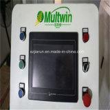 Machine en plastique hydraulique automatique de compactage de capsule à Shenzhen. La Chine