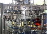 máquina automática del relleno en caliente de la botella de cristal 8000bph