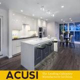 Kundenspezifische heißer Verkaufs-moderne hohe glatte Lack-Küche-Schränke (ACS2-L169)