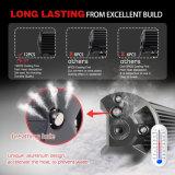 12D 4 rangs Barre lumineuse à LED étanche 20pouces 4X4 Spotlight Offroad barre lumineuse à LED