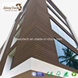 Der Großhandelsdekoration-materielle WPC im Freienwand Wand-der Umhüllung-WPC