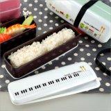 초밥 20016를 위한 젓가락을%s 가진 플라스틱 Bento 도시락 음식 콘테이너