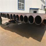 높은 돛대를 위한 ASTM A53 ERW/LSAW에 의하여 용접되는 강철 둥근 관