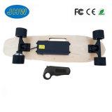 4 Rad-elektrischer langer Vorstand aufgeladene Skateboard-Plattform mit entfernter Station