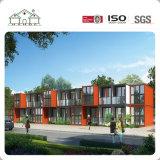 Contenedor de prefabricados casa con la certificación internacional tienda/oficina/Home