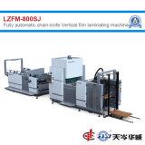 Cuchilla de la cadena totalmente automática laminador película tipo vertical [LZFM800SJ]
