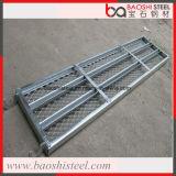 Portata lunga piattaforma d'acciaio Componont metallo/di Steck