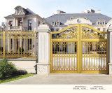 Portas decorativas luxuosos da porta & da barreira do metal da qualidade superior