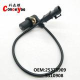 De Sensor van de Positie van de trapas, Gouden Kop, de Ventilator van Li/Geely Ec7.520. OEM: Sw608091/25375909/Ss10908