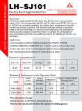 Fluorid-Grundlegender Typ eingetauchtes Elektroschweißen-Fluss, En760 SA FB 1 65 Wechselstrom H5 Bedingung