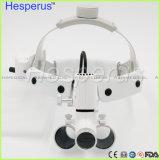 3.5X拡大鏡の外科医操作LEDの歯科ルーペHesperus