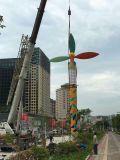 Альтернативная энергия генератор энергии 10kw селитебный и морской ветротурбины