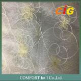 60 prodotti di tessile domestici materiali del poliestere G/M2 hanno ricamato il tessuto della tenda del voile