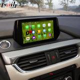 Le cadre de navigation de l'androïde 5.1 4.4 GPS pour Mazda Cx-9 Mzd branchent la surface adjacente visuelle