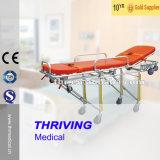 Thr-3b medizinische Krankenwagen-Bahre-Laufkatze