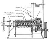 Impianto di lavorazione dell'olio di noce di cocco della macchina di estrazione dell'olio della piccola scala