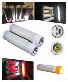 Indicatore luminoso chiaro portatile di vendita caldo della torcia dell'indicatore luminoso del tubo di emergenza LED del LED
