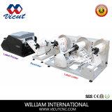 Máquina de alta velocidad flexográfica de la impresión por láser de la escritura de la etiqueta