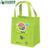 Sacs d'emballage non-tissés promotionnels environnementaux de cadeau de sac d'Eco de sac à provisions