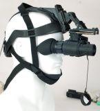 Pega e a visão nocturna portátil com câmara de alta definição para a polícia