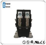 La alta calidad China hizo contactor de la CA del acondicionador de aire a 2 postes certificación de la UL de 40A 120V