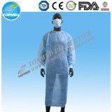 Robe chirurgicale remplaçable diplôméee par CE de Nonowven