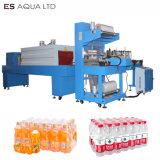De automatische Plastic Machine van de Verpakkende Machines van de Verpakking van de Krimpfolie van de Fles Verpakkende