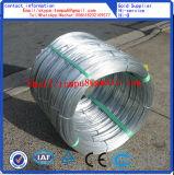 Fil du fer ISO9001 galvanisé par vente chaude (vente chaude)