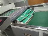 De vlakke Machine van de Druk van de Serigrafie van het Bed Semi Automatische