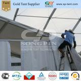 tenda commerciale di pubblicità della tenda foranea della fiera commerciale di 10X20m per 500 genti