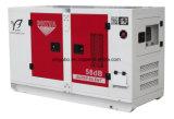 groupe électrogène diesel de 60kw Ricardo avec insonorisé