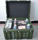 Cassa di strumento di plastica dura personalizzata fornitore del PE della Cina