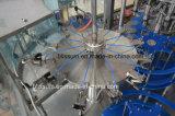 Automatische 5L Grote Het Vullen van het Flessenspoelen het Afdekken Machine