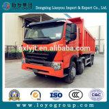 판매를 위한 Sinotruk HOWO A7 420HP 팁 주는 사람 덤프 트럭
